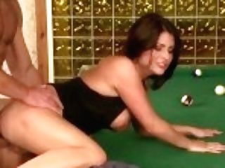 """pool Table Fuck For This Hot Mummy"""
