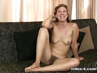 Best Pornographic Star In Crazy Solo Doll, Interview Porno Flick