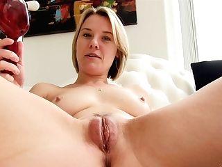 Best Porn Industry Star In Crazy Blonde, Onanism Hump Movie