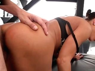 The Lovely Lisa Ann Hard-core Fuck With Her Chief