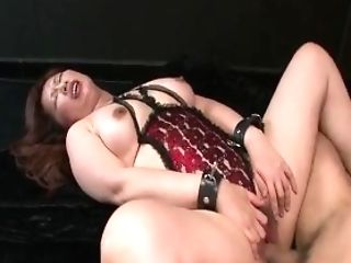 Reiko Shimura Perceives Needy To Have Fun In Dirty Tying Flash